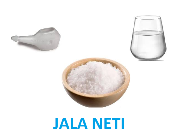 Il lavaggio nasale (Jala Neti) con il Lota Neti, ottimo rimedio in caso di sinusite, mal di testa e allergia, cos'è e come si fa.